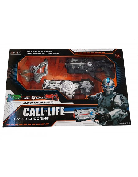 Call of Life Laser Game